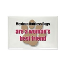 Mexican Hairless Dogs woman's best friend Rectangl