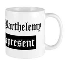 St Barthelemy - Represent Mug