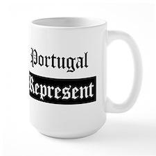 Portugal - Represent Mug