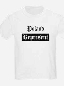 Poland - Represent T-Shirt