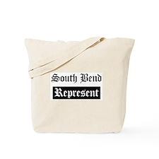 South Bend - Represent Tote Bag