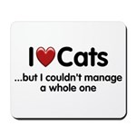 The Cat Food Mousepad