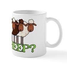 got sheep? Mug
