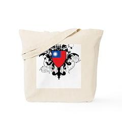Stylish Taiwan Tote Bag