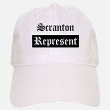 Scranton - Represent Baseball Baseball Cap