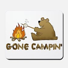 Gone Campin' Mousepad