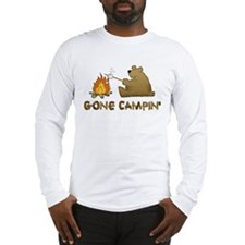 Gone Campin' Long Sleeve T-Shirt