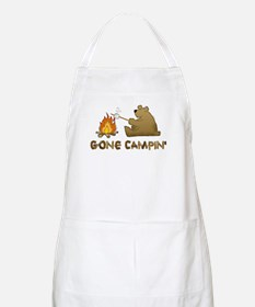 Gone Campin' BBQ Apron