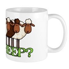 got sheep? Mug