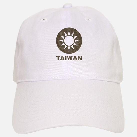 Vintage Taiwan Baseball Baseball Cap