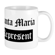 Santa Maria - Represent Mug