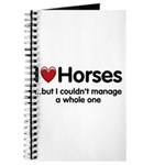 The Horse Meet Journal