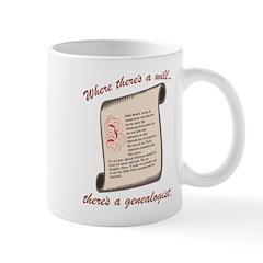 Where Will Mug