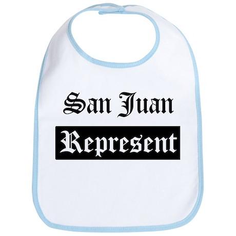 San Juan - Represent Bib