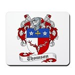 Thomson Family Crest Mousepad