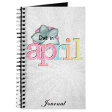 Due in April Journal