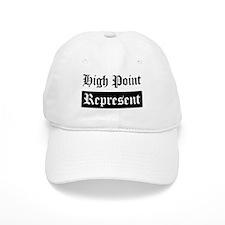 High Point - Represent Baseball Cap
