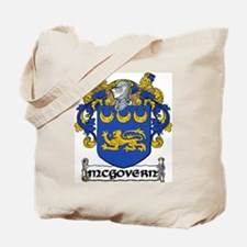 McGovern Coat of Arms Tote Bag
