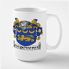 McGovern Coat of Arms Large Mug