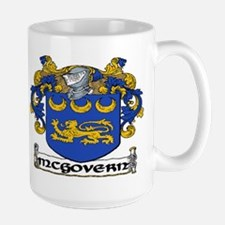 McGovern Coat of Arms Mug