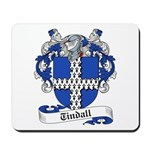 Tindall Family Crest Mousepad