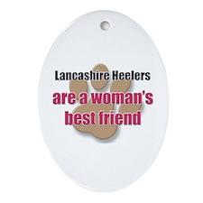 Lancashire Heelers woman's best friend Ornament (O