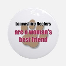 Lancashire Heelers woman's best friend Ornament (R