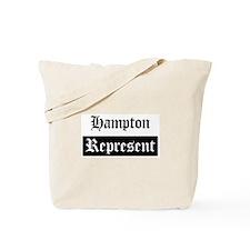Hampton - Represent Tote Bag