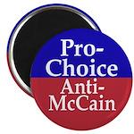 Pro-Choice, Anti-McCain Magnet