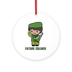 Future Soldier Keepsake (Round)