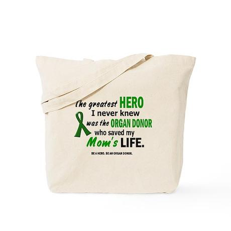 Hero I Never Knew 1 (Mom) Tote Bag