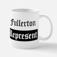 Fullerton - Represent Mug