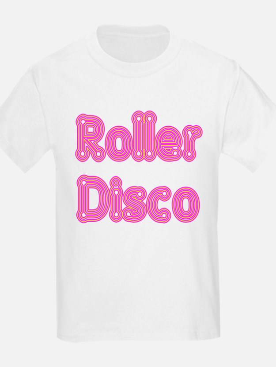 Roller Disco Kids T-Shirt
