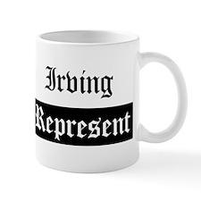 Irving - Represent Mug