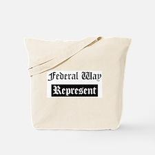 Federal Way - Represent Tote Bag
