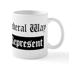 Federal Way - Represent Mug