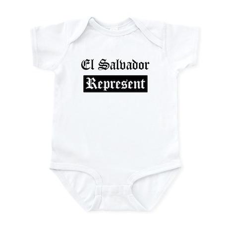 El Salvador - Represent Infant Bodysuit