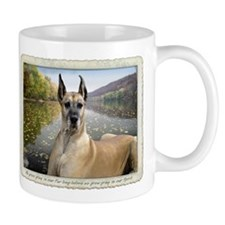 Getting Older :: Great Dane Mug