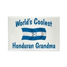 Coolest Honduran Grandma Rectangle Magnet