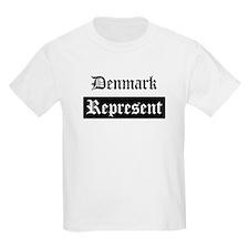 Denmark - Represent T-Shirt
