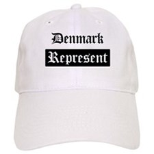 Denmark - Represent Baseball Cap