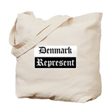 Denmark - Represent Tote Bag