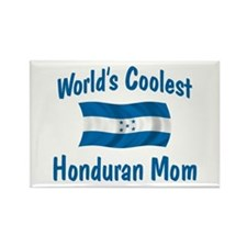 Coolest Honduran Mom Rectangle Magnet
