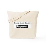 Cabo san lucas Canvas Bags