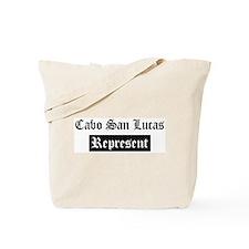 Cabo San Lucas - Represent Tote Bag