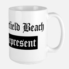Deerfield Beach - Represent Mug