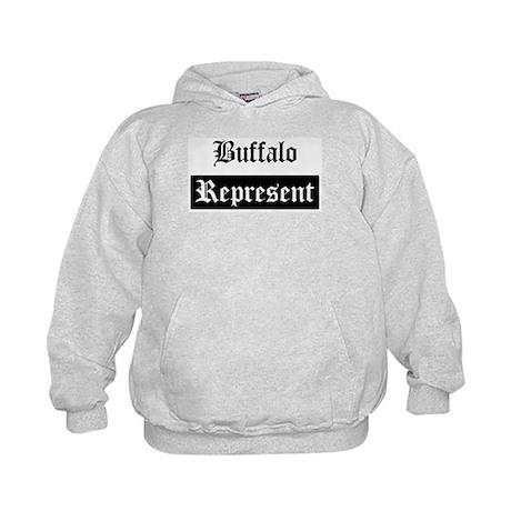 Buffalo - Represent Kids Hoodie