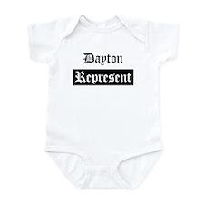 Dayton - Represent Infant Bodysuit