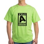 Rated Awesome Green T-Shirt