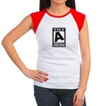 Rated Awesome Women's Cap Sleeve T-Shirt